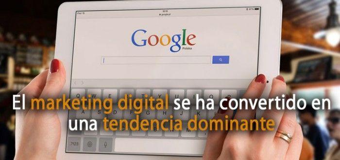 marketing digital tendencia dominante