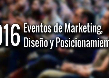 eventos de marketing digital, diseño web y seo en 2016