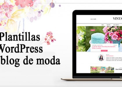plantillas wordpress para blog de moda