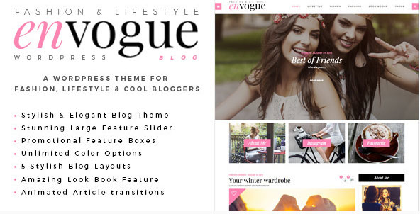 envogue wp theme